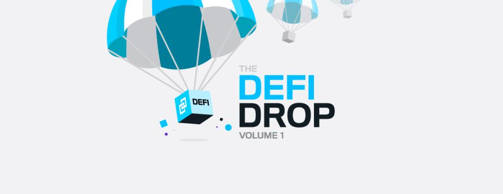 The DeFi Drop