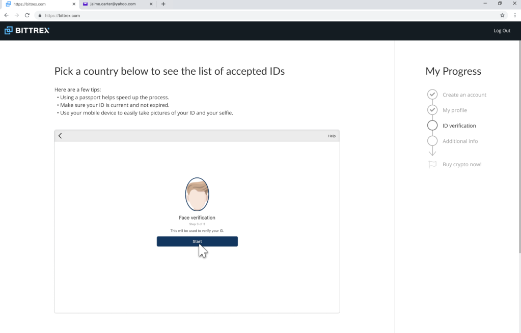 Step-by-step Guide to Complete Identity Verification (KYC)Cryptocurrency Trading Signals, Strategies & Templates | DexStrats